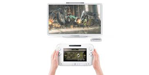 Viewing gameplay on your TV and the Wii U GamePad