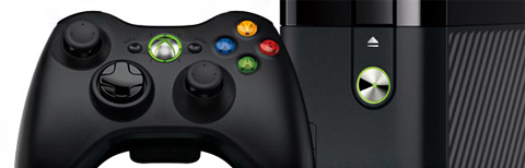 Microsoft Xbox 360 E 250GB Holiday Value Bundle
