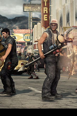 Dead Rising 3 Xbox One Video Game
