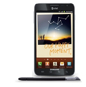 Samsung Galaxy Note SGH-I717