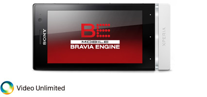 Mobile Bravia Engine