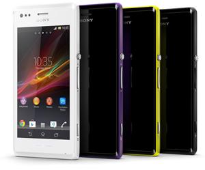 Sony Xperia M C1904
