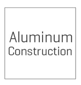aluminum construction