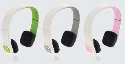 Arion ARHP200BF Foldable Bluetooth Headphones