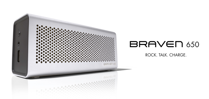 BRAVEN 650 Portable Speaker