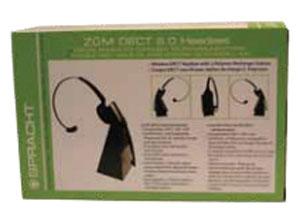 ZUM DECT 6.0 Headset