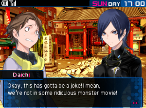 Devil Survivor 2 Record Breaker 3DS