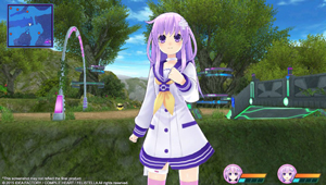 Hyperdimension Neptunia Re;Birth3