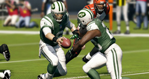 Playstation 3 version of Madden NFL 13