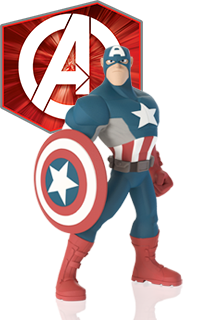 Disney INFINITY Marvel Super Heroes