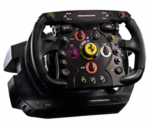 THRUSTMASTER Ferrari F1 Wheel Add-On