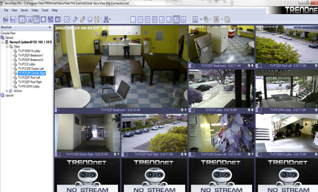 SecurView view
