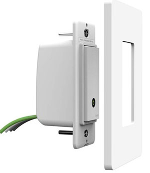 REPLACE YOUR EXISTING LIGHT SWITCH, HASSLE-FREE