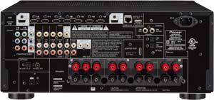 Pioneer SC-1223-K A/V Receiver