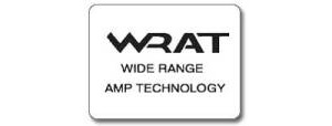 ONKYO's Proprietary WRAT Technology