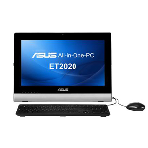 ASUS 19.5-inch Non-Touch Screen All-in-One PCs (ET2020IUKI-01)