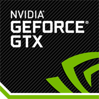 NVIDIA GeForce GTX Badge