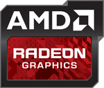 AMD Radeon Badge