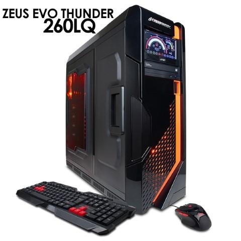 Zeus EVO Thunder 260LQ