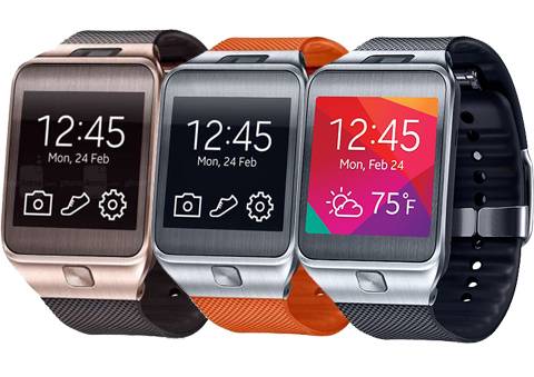 Samsung Galaxy Gear 2 Smartwatch