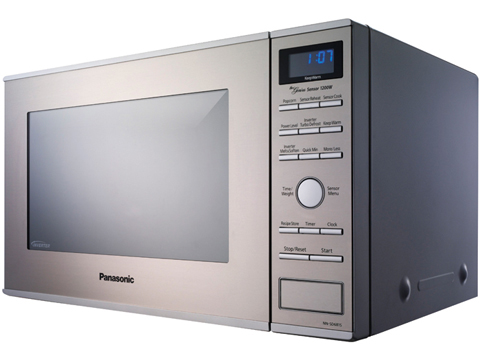 Panasonic 1200 Watts Family Size 1 2 Cu Ft Countertop