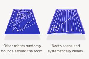 Neato vacuum