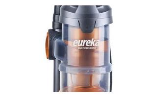Eureka As4008a Airspeed Ultra Upright Vacuum Black Orange