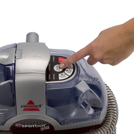SpotBot Hands free Spot & Stain Deep Cleaner