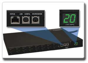 Network interface and Digital Load Meter