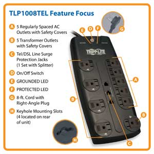 TLP1008TEL Feature Focus