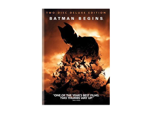 Batman Begins (DVD / 2005) - Newegg com
