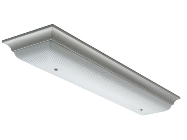 Lithonia Lighting 11549renk 4 Brushed Nickel Elliptis Linear Fluorescent Light