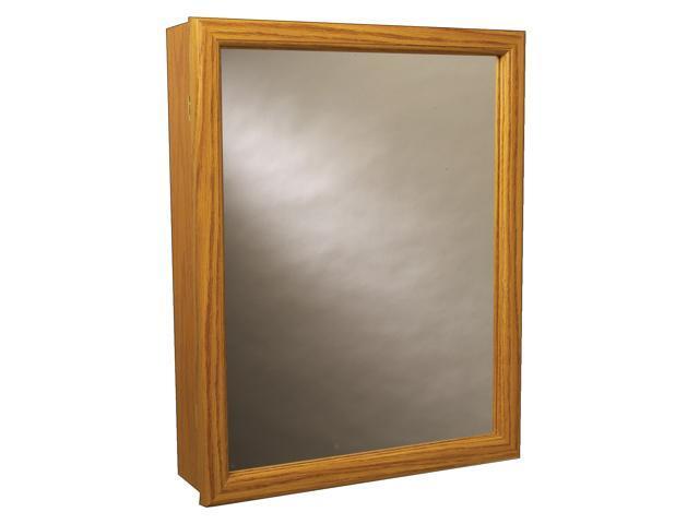 Zenith K16 Wood Swing Door Medicine Cabinet