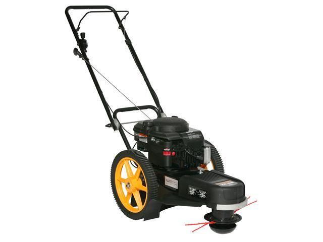 Weed Eater 961720006 Wheeled Weed Trimmer Newegg Com