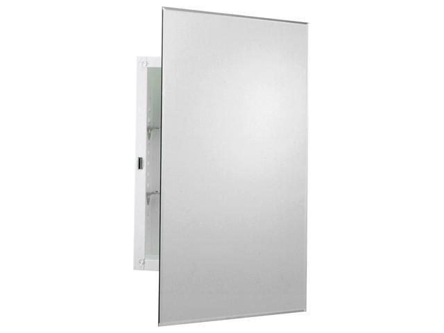 Zenith MMC1026 Arched Beveled Swing Door Medicine Cabinet