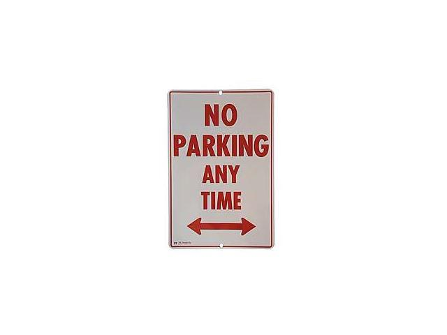 PT Template 1218M NPA No Parking Red Signs