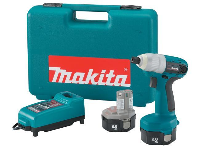 makita 6935fdwdex 14 4 volt cordless impact driver newegg com rh newegg com