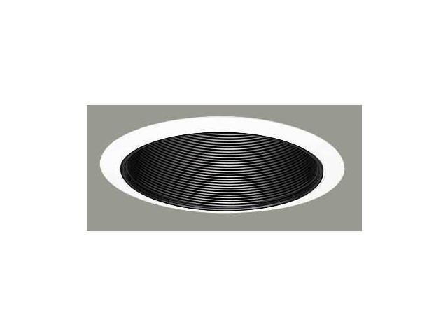 Cooper Lighting 310p Black Recessed Light Fixture Trim 75 Watt Newegg