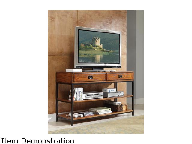 Home Styles Modern Craftsman 5050 06 Rustic Distressed Oak Tv