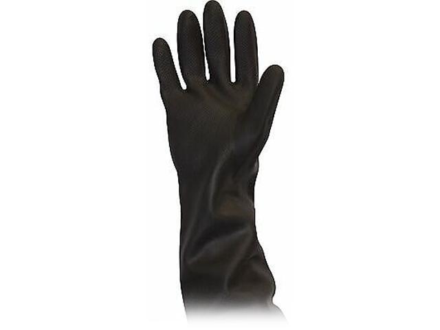 Heavy Duty Unlined Latex Gloves
