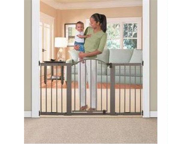 Summer Infant 07710 Stylish N Secure 6 Foot Extra Tall Metal