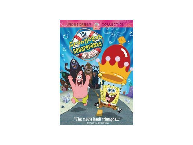 The SpongeBob Squarepants Movie - Newegg com