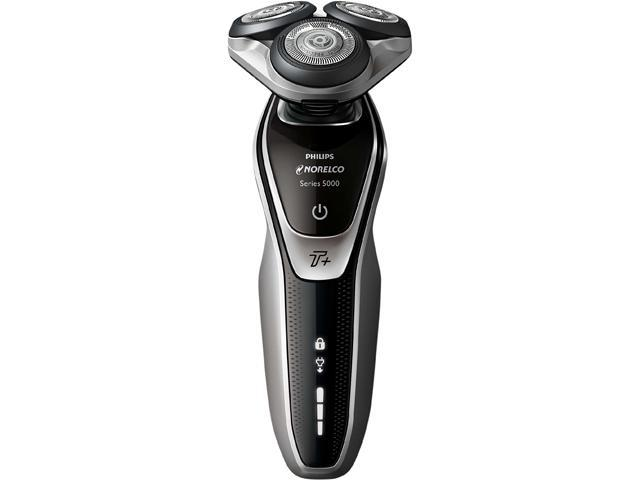 Norelco Shaver 5750 Wet & Dry Electric Shaver, Series 5000 S5660/84