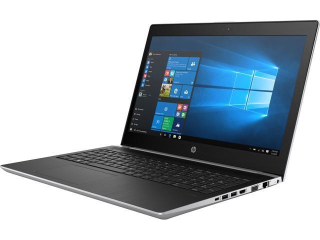HP Laptop ProBook 450 G5 2ST09UT#ABA Intel Core i5 8th Gen 8250U (1 60 GHz)  8 GB Memory 256 GB SSD Intel UHD Graphics 620 15 6