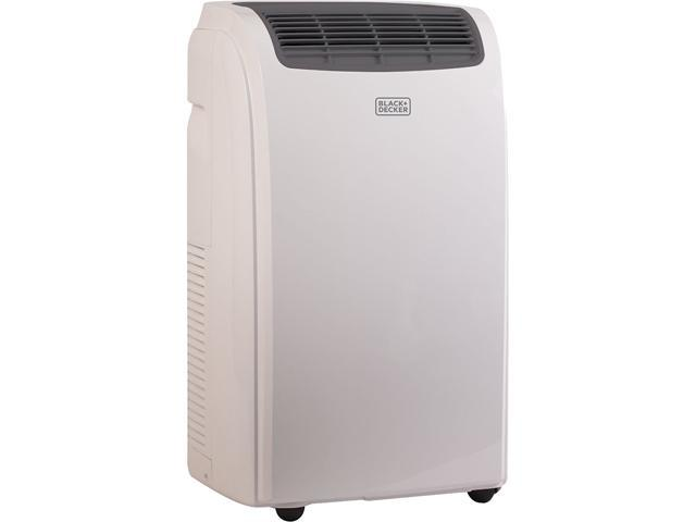 BLACK+DECKER BPACT08WT 8,000 BTU Portable Air Conditioner with ... on