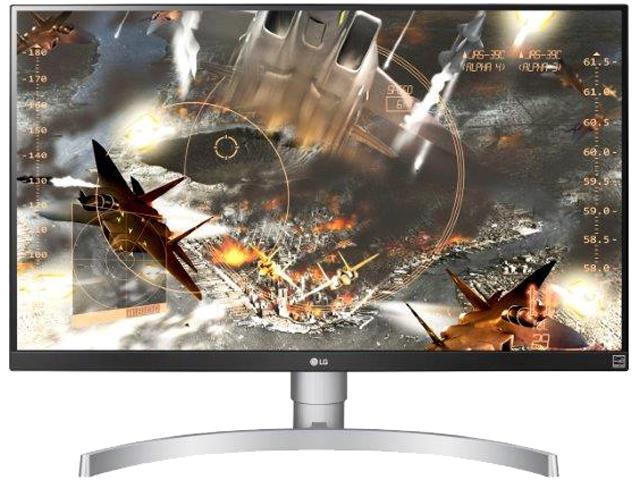 "LG 27BL65U-W 27"" 3840x2160 4K UHD IPS LED LCD HDR 16:9 60Hz FreeSync Monitor"