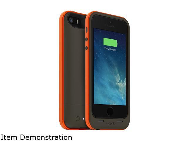 new style 5f691 7ab65 Mophie Juice Plus iPhone 5 / 5s / SE - Orange - Newegg.com