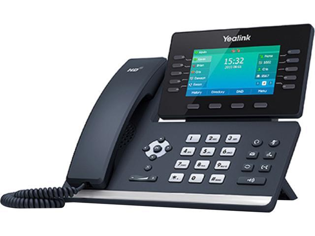 Yealink YEA-SIP-T54S Media IP Phone with Gigabit Ethernet Technology -  Newegg ca