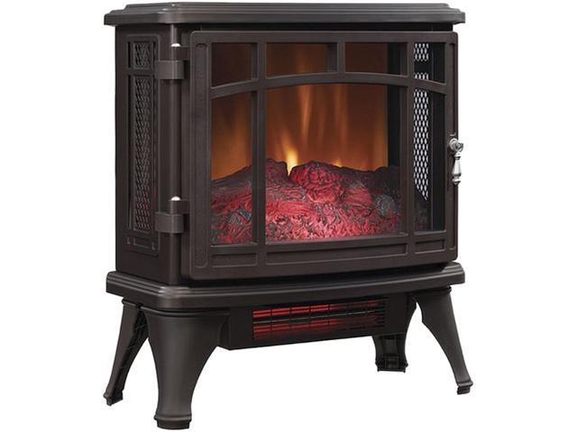 Remarkable Duraflame Dfi 8511 02 Bronze Infrared Quartz Electric Stove Heater Newegg Com Interior Design Ideas Gentotryabchikinfo