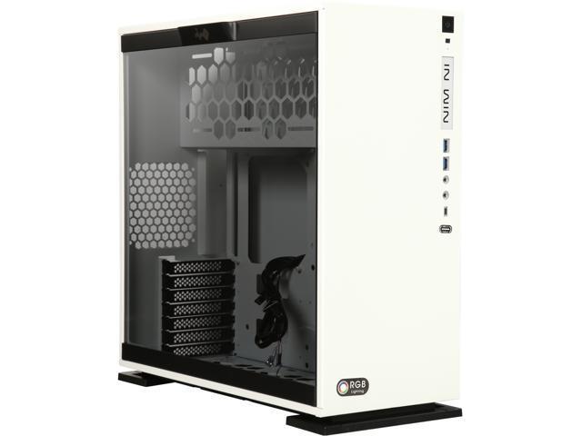 IN WIN 303C WHITE White Computer Case - Newegg.com